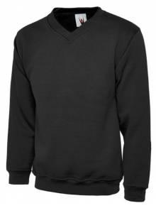 Premium V-Neck Sweatshirt - UC204Q