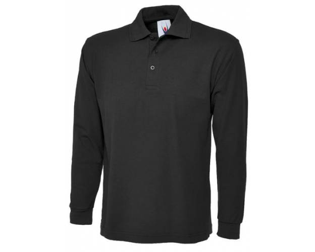 Uneek Longsleeve Polo Shirt - UC113Q