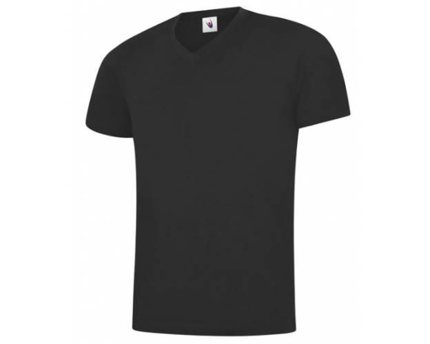 Uneek Classic V Neck T Shirt - UC317Q