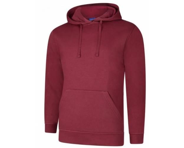 Uneek Deluxe Hooded Sweatshirt - UC509Q