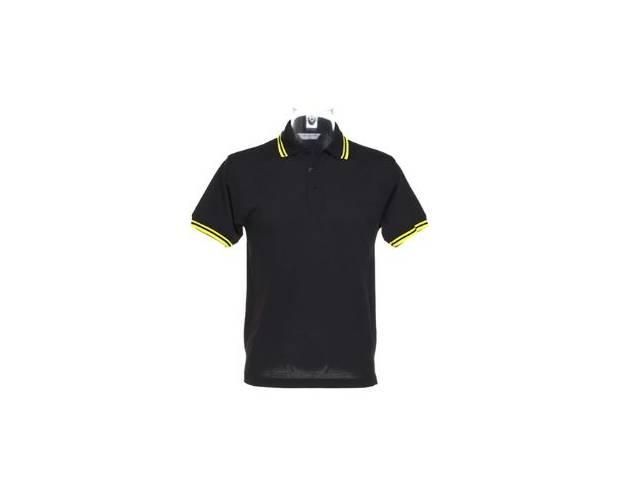 Kustom Kit Tipped Collar Polo - KK409Q