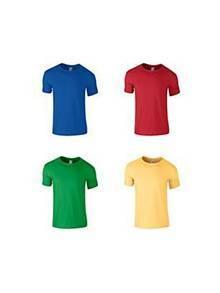 AJ517 - P.E. Tee Shirts