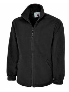 Premium Full Zip Micro Fleece Jacket - UC601Q