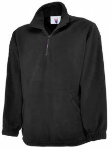 Premium 1/4 Zip Micro Fleece Jacket - UC602Q