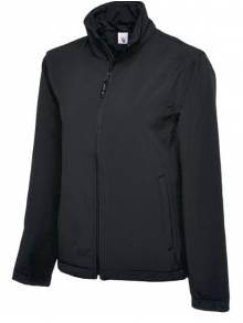 Classic Full Zip Soft Shell Jacket - UC612Q