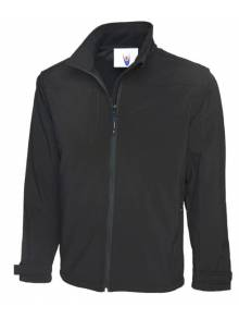 Premium Full Zip Soft Shell Jacket - UC611Q