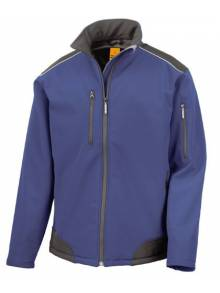 Ripstop Softshell Workwear Jacket - R124XQ