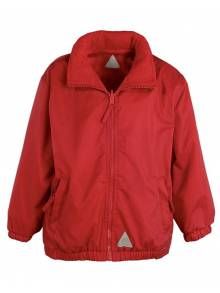 AJ998 -  Children's Red Mistral-Reversible Jacket
