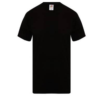Fruit of the Loom Heavy Cotton Tee Shirt - SS008Q