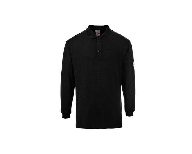 Portwest Flame Resistant Anti Static Polo Shirt - FR10Q