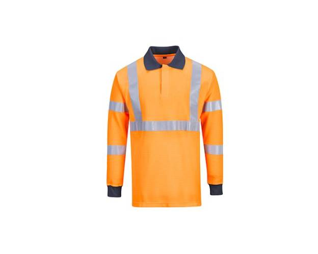 Portwest Flame Resistant Go/rt Polo Shirt - FR76Q