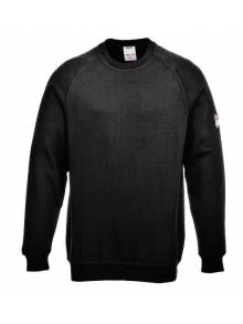 FR Antistatic Long Sleeve Sweatshirt - FR12Q