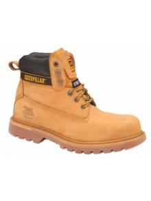 "Cat Honey Nubuck 6"" Boot -HOLTON/H"
