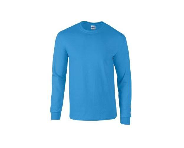Gildan Ultra Cotton Adult Long Sleeve T-Shirt - GD014Q