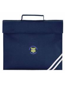 AJ019 - Navy Classic Book Bag - QD456Q