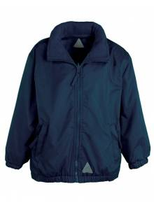 AJ019 - Navy Blue The Mistral - Reversible Jacket