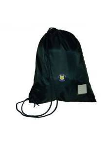 Navy Side Drawstring Bag - SKU SD99Q