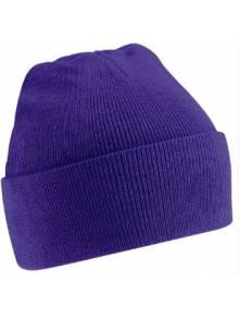 AJ864 - Purple Beanie - BC045