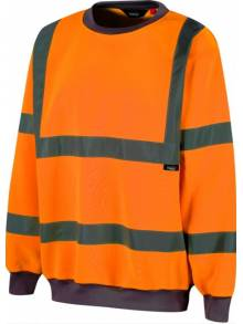 Hi-Vis Sweatshirt - TSW12(G)Q