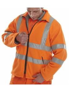 Hi-Vis Full zip Fleece - CARFORQ