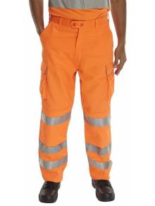 Orange Railspec Trousers RSTQ