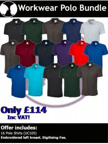 Workwear Polo Bundle - WPB1