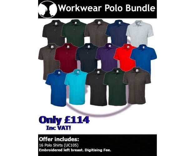 Workwear Polo Bundle - WPB1