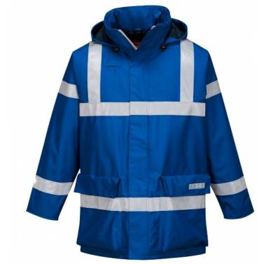 Portwest BIZFLAME RAIN ANTI-STATIC FR JACKET - S785Q