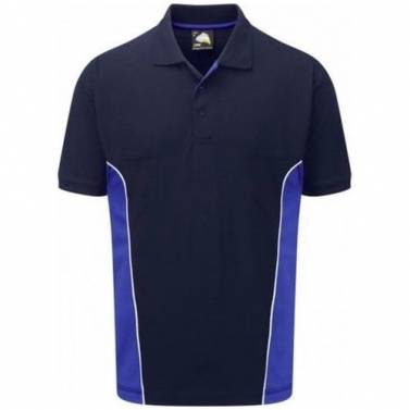 Silverswift Two Tone Polo Shirt - 1180Q