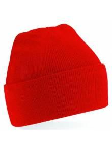 AJ550 - Red Beanie