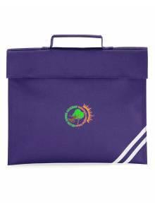 AJ864 - Purple Book Bag