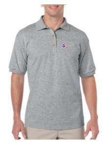 AJ838 - Polo Shirt Sport Grey