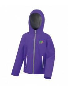 AJ864 - Softshell jacket with hood