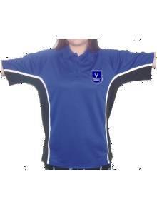 AJ684 - Boys PE Polo Shirt