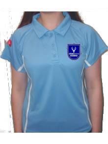 AJ684 - Girls PE Polo Shirt