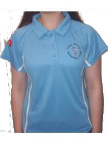 AJ684 - Girls PE Polo Shirt
