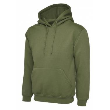 Uneek Classic Hooded Sweatshirt - UC502Q