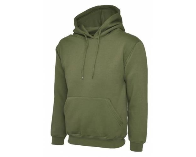 Uneek Classic Hooded Sweatshirt - UC502Q