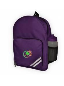 AJ864 - Infant Backpack Purple