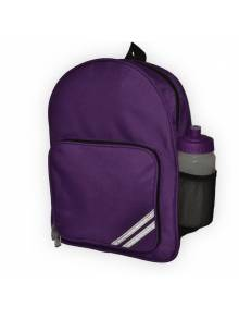 AJ864 - Infant Backpack Purple