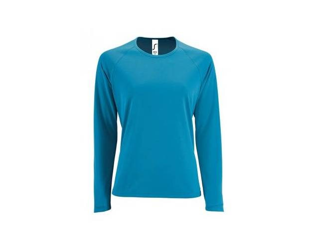 SOL's Ladies Long Sleeve Tee Shirt - 02072