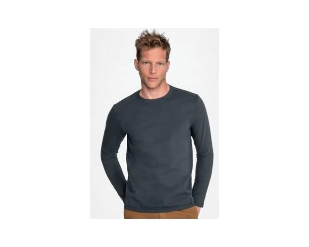 SOL's Imperial Long Sleeve Mens Tee Shirt - 02074