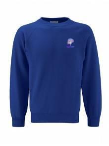 AJ851 - Select Raglan Royal Crew Neck Sweatshirts