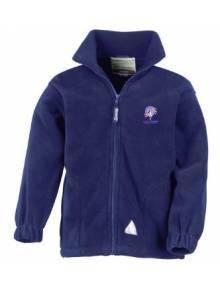 AJ851 - Royal Childrens Full Zip Fleece