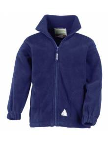 AJ851 - Royal Childrens Full Zip Fleece