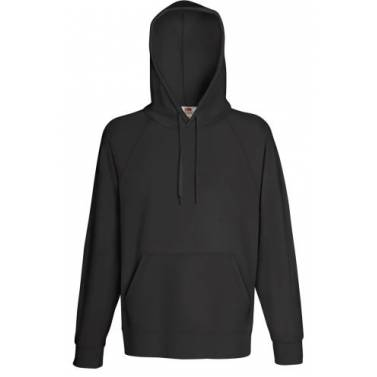 Fruit of The Loom Men's Lightweight Hooded Sweatshirt - 62140