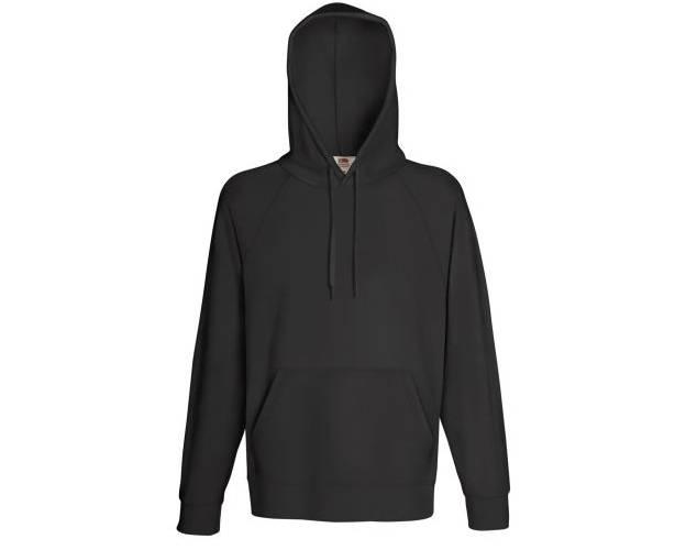Fruit of The Loom Men's Lightweight Hooded Sweatshirt - 62140