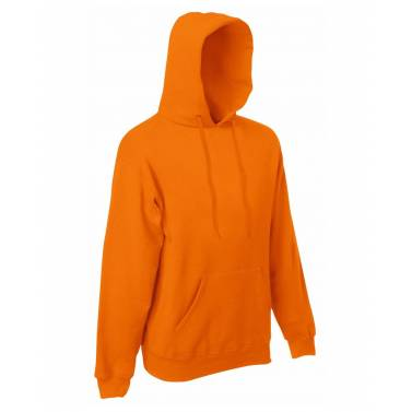 Fruit of The Loom Mens Classic Hooded Sweatshirt - 62208
