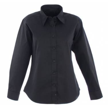 Uneek Ladies Pinpoint Oxford Full Sleeve Shirt - UC703