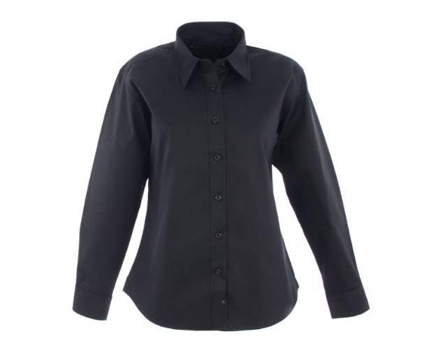 Uneek Ladies Pinpoint Oxford Full Sleeve Shirt - UC703
